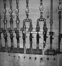 Mangelhafte Trinkwasserinstallation als Ursache für Rost und Bakterien
